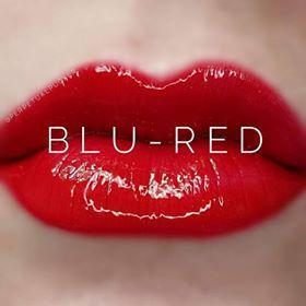 LipSense Blu-Red